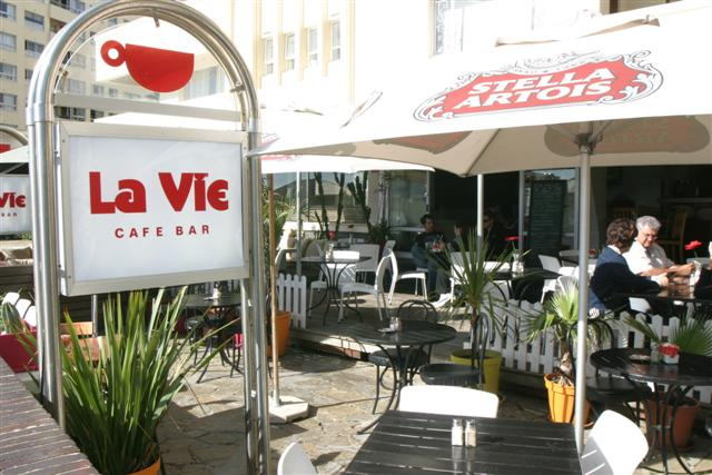 la vie cafe in sea point